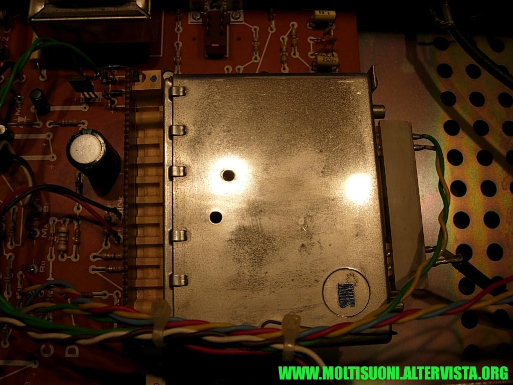 Augusta stereo tuner 740 - Moltisuoni 14