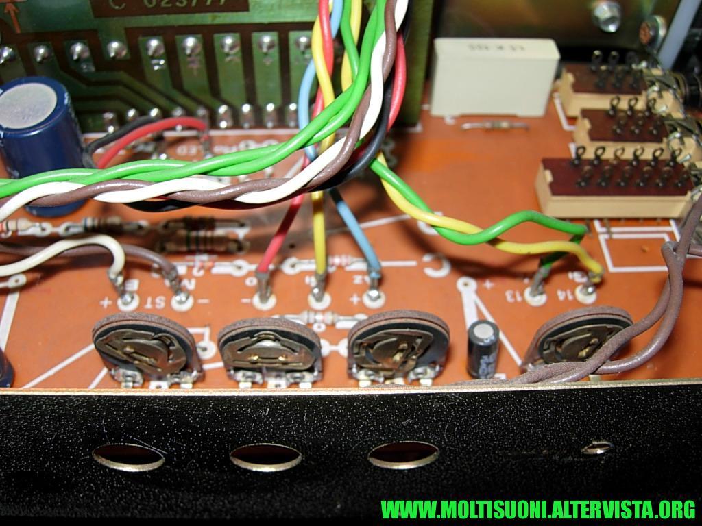 Augusta stereo tuner 740 - Moltisuoni 16
