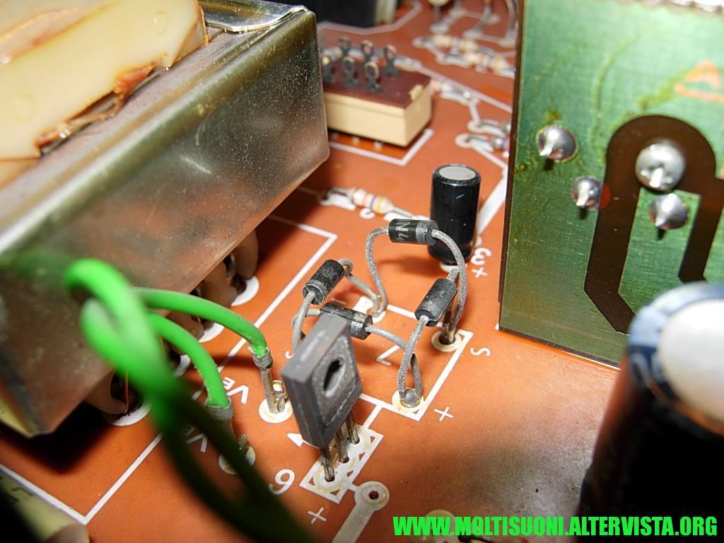 Augusta stereo tuner 740 - Moltisuoni 17
