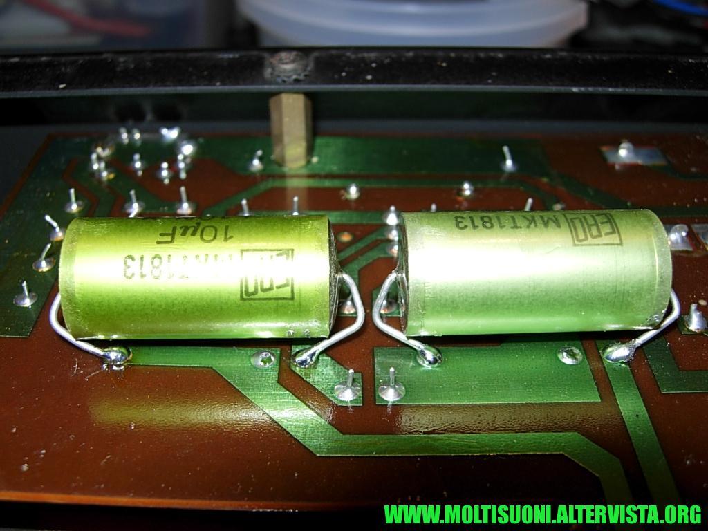 Augusta stereo tuner 740 - Moltisuoni 2