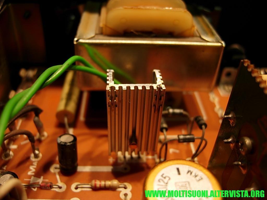Augusta stereo tuner 740 - Moltisuoni 4