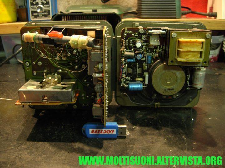 Brionvega TS 505 - Moltisuoni