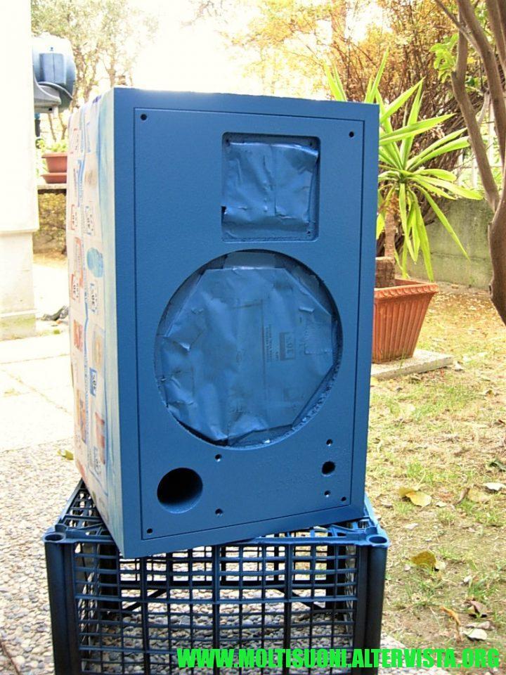 Moltisuoni - JBL 4301B Control monitor paint