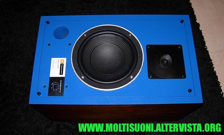 Moltisuoni - JBL 4301B Control monitor 3
