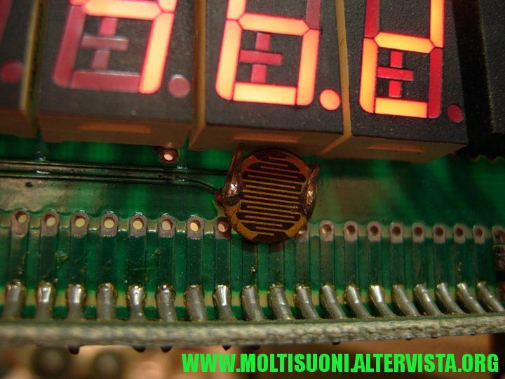 hiletron 5050 ldr - moltisuoni