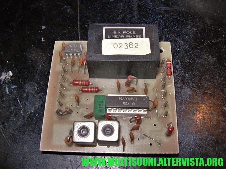 hiletron 5050 fm demodulator - moltisuoni