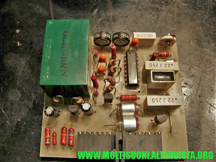 hiletron 5050 decoder fm stereo - moltisuoni