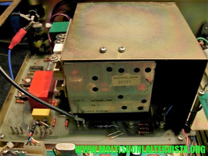 hiletron 5050 tuner gorler - moltisuoni
